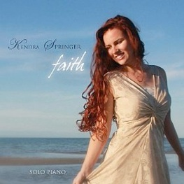 Cover image of the album Faith by Kendra Logozar