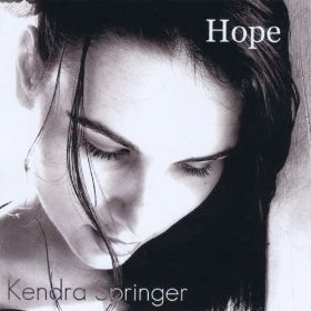 Cover image of the album Hope by Kendra Springer