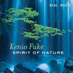 Cover image of the album Spirit of Nature by Kenio Fuke