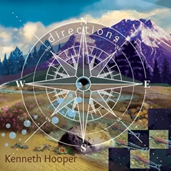 Cover image of the album Directions by Kenneth Hooper