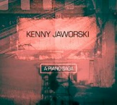 Cover image of the album A Piano Saga by Kenny Jaworski