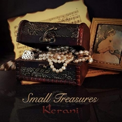 Cover image of the album Small Treasures by Kerani