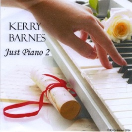 Cover image of the album Just Piano 2 by Kerry Barnes