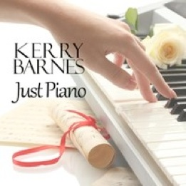 Cover image of the album Just Piano by Kerry Barnes