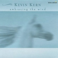 Cover image of the album Embracing the Wind by Kevin Kern