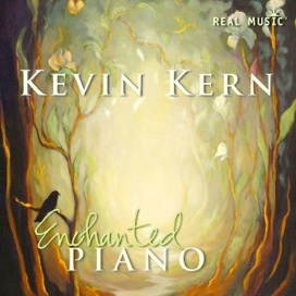 Cover image of the album Enchanted Piano by Kevin Kern