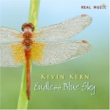 Cover image of the album Endless Blue Sky by Kevin Kern