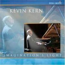 Cover image of the album Imagination's Light by Kevin Kern