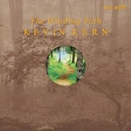 Cover image of the album The Winding Path by Kevin Kern