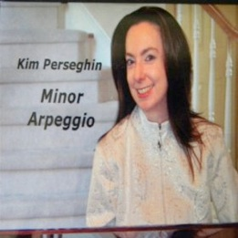 Cover image of the album Minor Arpeggio by Kim Perseghin