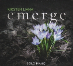 Cover image of the album Emerge by Kirsten Liana