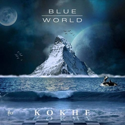 Cover image of the album Blue World by Kokhe