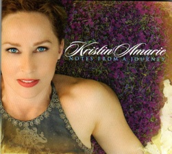 Cover image of the album Notes From a Journey by Kristin Amarie