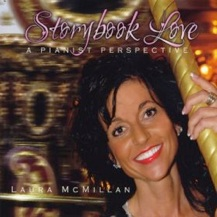 Cover image of the album Storybook Love by Laura McMillan