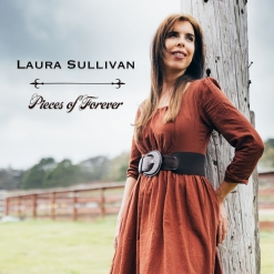 Cover image of the album Pieces of Forever by Laura Sullivan