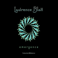 Cover image of the album Emergence by Lawrence Blatt