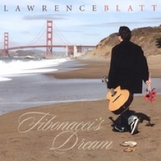 Cover image of the album Fibonacci's Dream by Lawrence Blatt