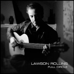 Cover image of the album Full Circle by Lawson Rollins