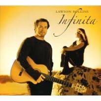 Cover image of the album Infinita by Lawson Rollins