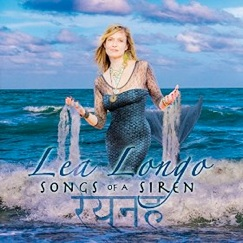 Cover image of the album Songs of a Siren by Lea Longo