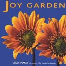 Cover image of the album Joy Garden by Lesley Spencer