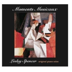 Cover image of the album Moments Musicaux by Lesley Spencer