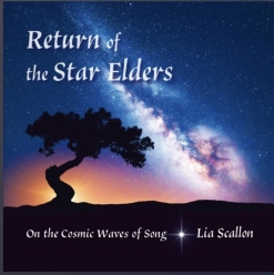 Cover image of the album Return of the Star Elders by Lia Scallon