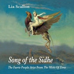 Cover image of the album Song of the Sidhe by Lia Scallon