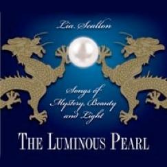 Cover image of the album The Luminous Pearl by Lia Scallon