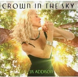 Cover image of the album Crown in the Sky by Lis Addison
