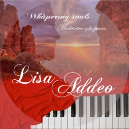 Cover image of the album Whispering Souls by Lisa Addeo