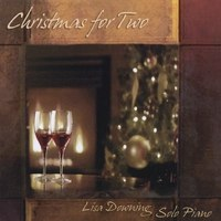 Cover image of the album Christmas for Two by Lisa Downing