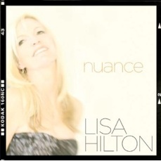 Cover image of the album Nuance by Lisa Hilton
