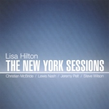 Cover image of the album The New York Sessions by Lisa Hilton
