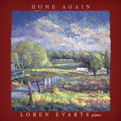 Cover image of the album Home Again by Loren Evarts