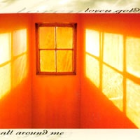 Cover image of the album All Around Me by Loren Gold