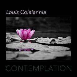 Cover image of the album Contemplation (solo piano version) by Louis Colaiannia