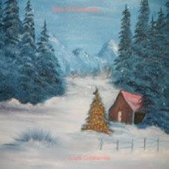 Cover image of the album Keys of Christmas by Louis Colaiannia