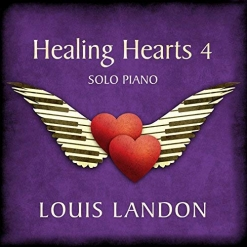 Cover image of the album Healing Hearts 4 by Louis Landon