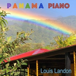 Cover image of the album Panama Piano by Louis Landon
