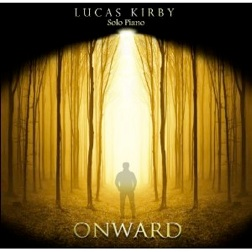 Cover image of the album Onward by Lucas Kirby