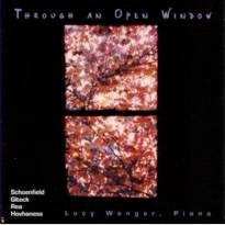 Cover image of the album Through an Open Window by Lucy Wenger