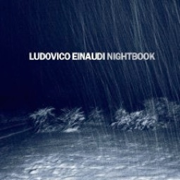 Cover image of the album Nightbook by Ludovico Einaudi