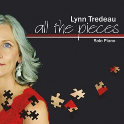 Cover image of the album All the Pieces by Lynn Tredeau