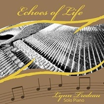 Cover image of the album Echoes of Life by Lynn Tredeau