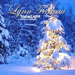 Cover image of the album SnowLight (A Christmas Memory) by Lynn Tredeau