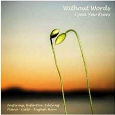 Cover image of the album Without Words (single) by Lynn Yew Evers