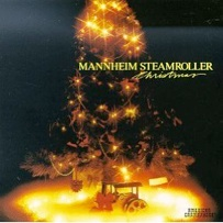 Cover image of the album Christmas by Mannheim Steamroller