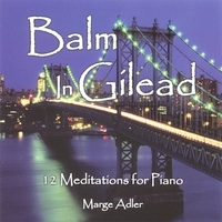 Cover image of the album Balm in Gilead by Marge Adler