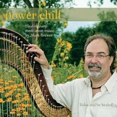 Cover image of the album Power Chill by Mark Brewer